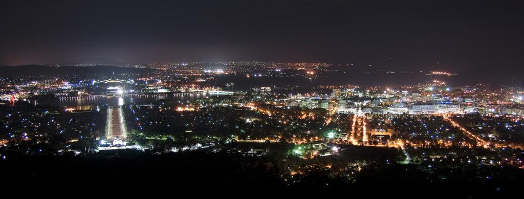 Canberra, via Flickr CC