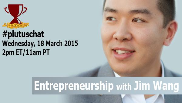 #PlutusChat with Jim Wang