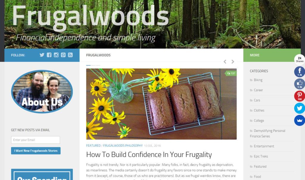 Frugal Woods