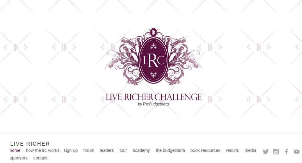 Live Richer Chellenge