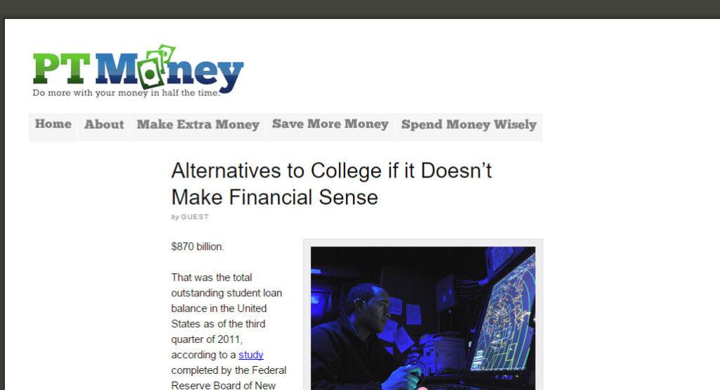 PT Money