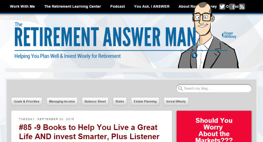 Retirement Answer Man