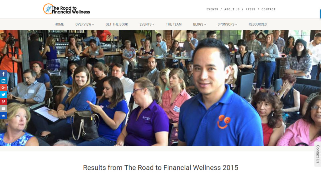 Road to Financial Wellness 2016