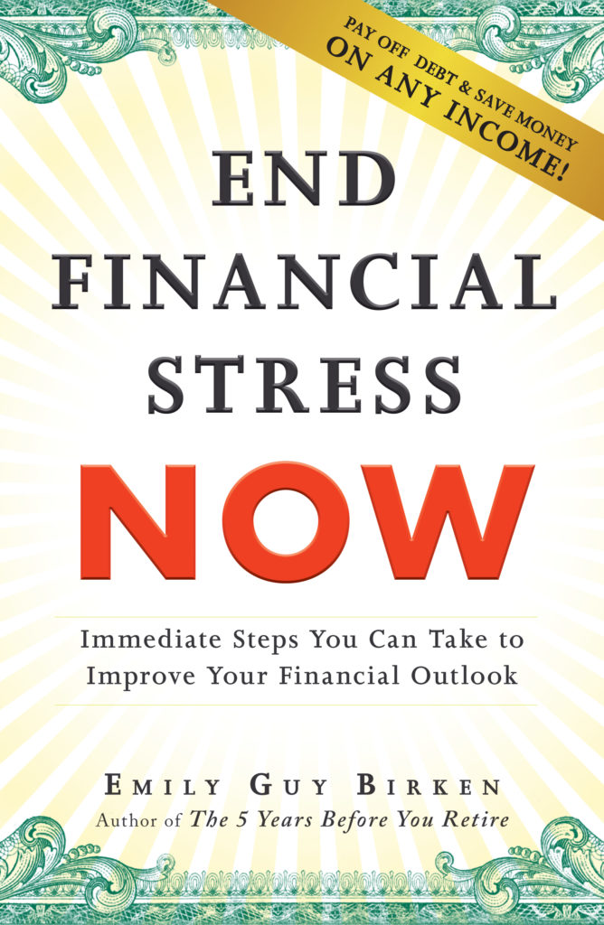 EndFinancial Stress Now FINAL.indd