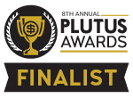 8th Annual Plutus Awards Finalist