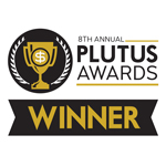 8th Annual Plutus Awards Winner
