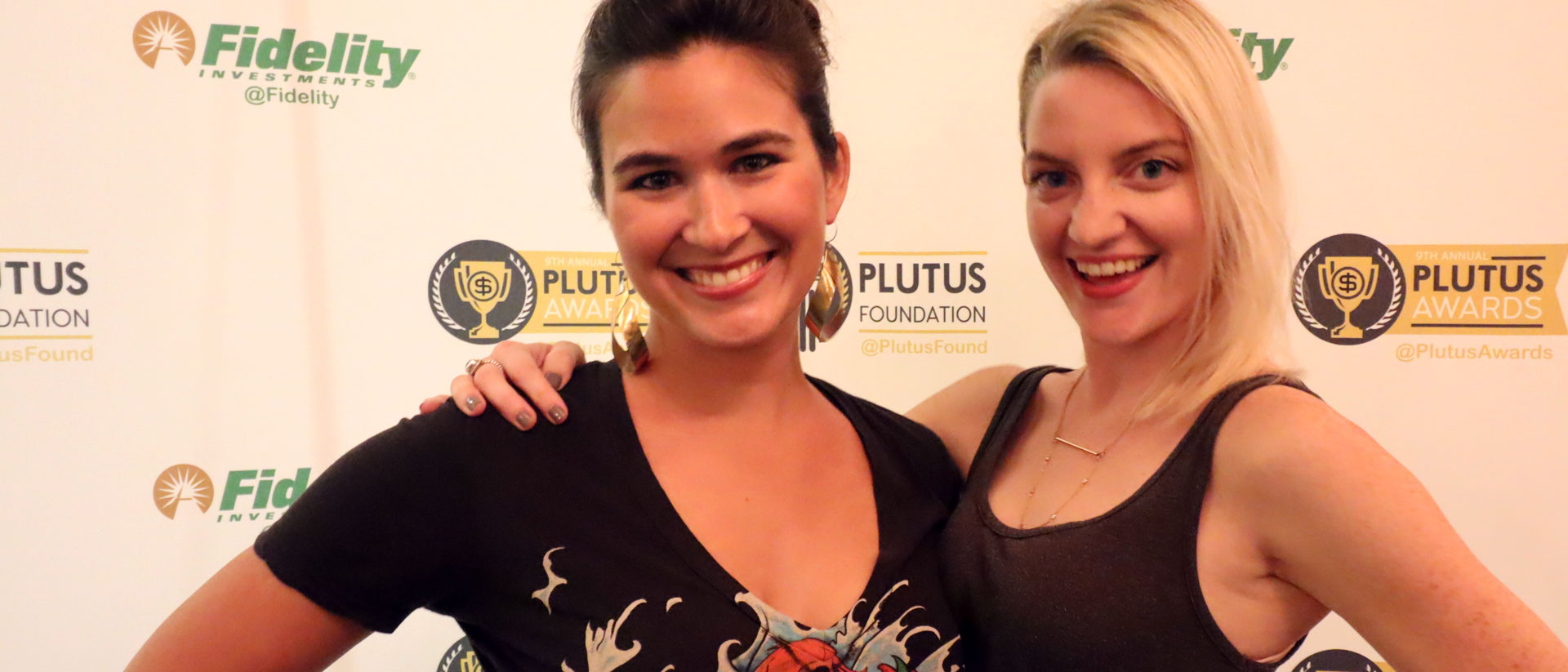 Fidelity Plutus Awards Partner