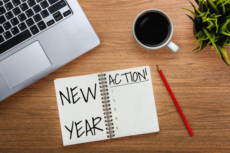 New Year Resolution Goals List 2020