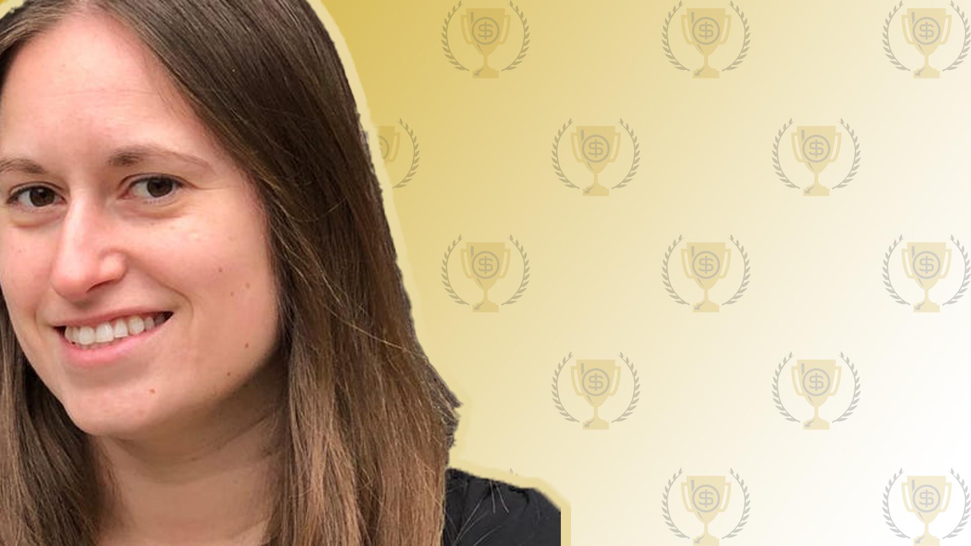 Angela Rozmyn Plutus Awards Podcast