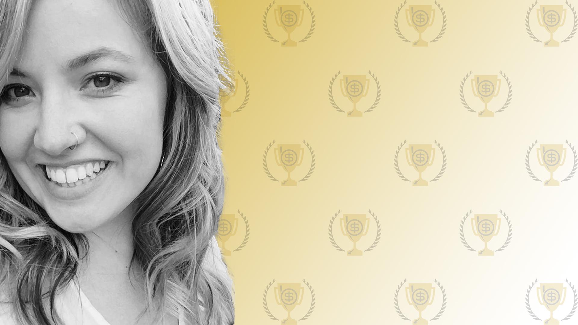 Plutus Awards Podcast Bethany McCamish