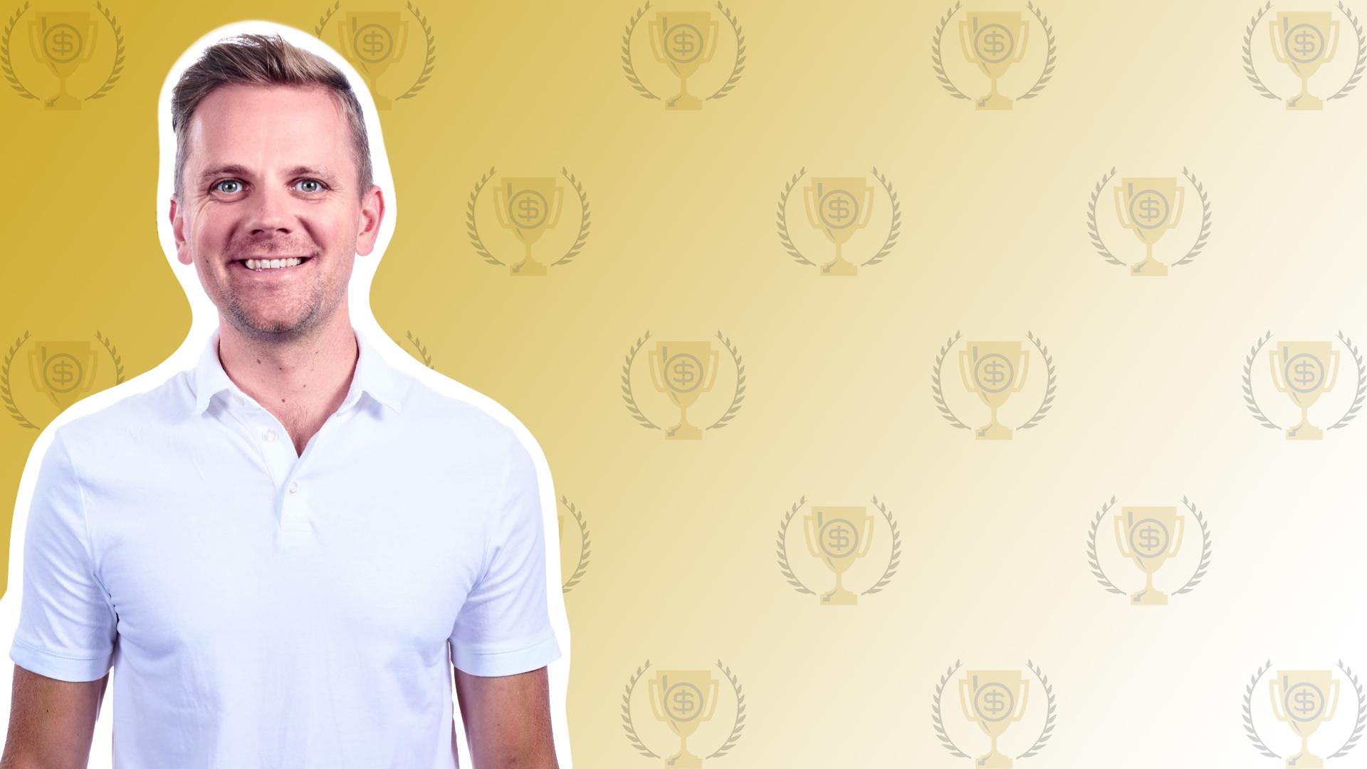 Plutus Awards Podcast Jacob Wade