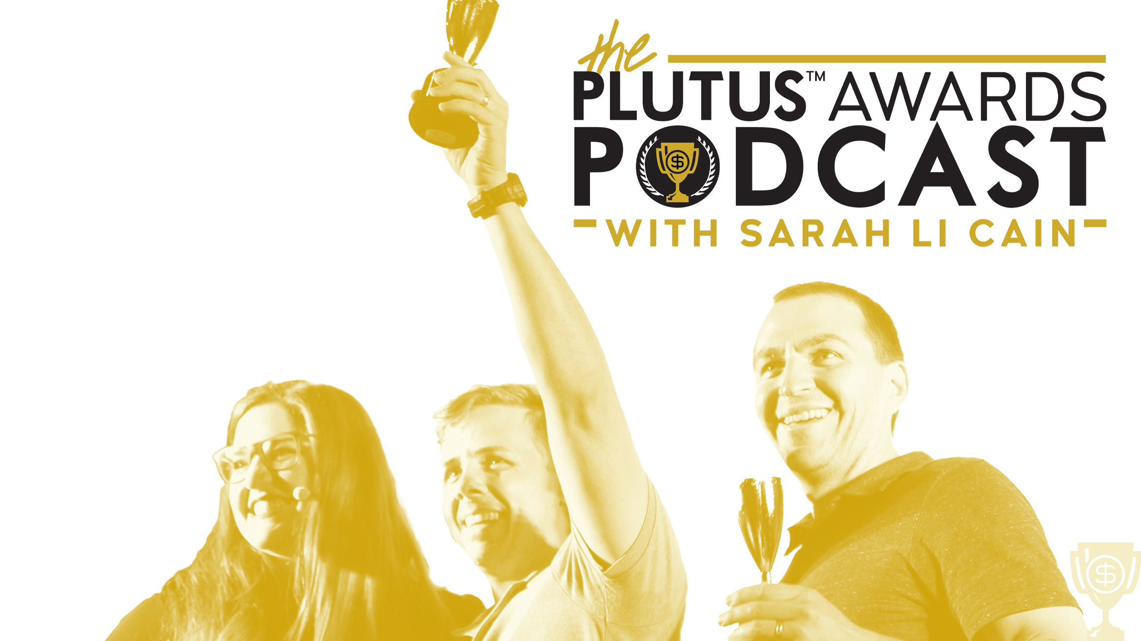 Plutus Awards Podcast With Sarah Li Cain Header