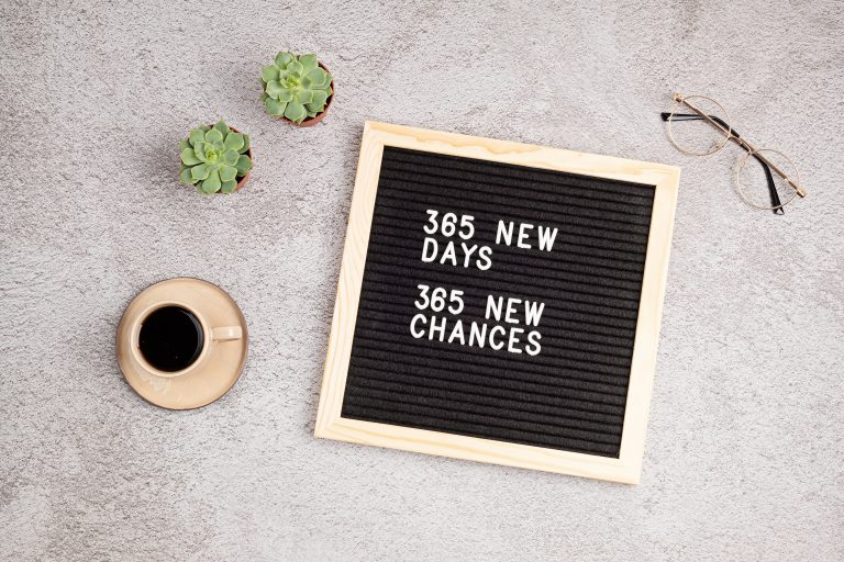 365 New Days, 365 New Chances