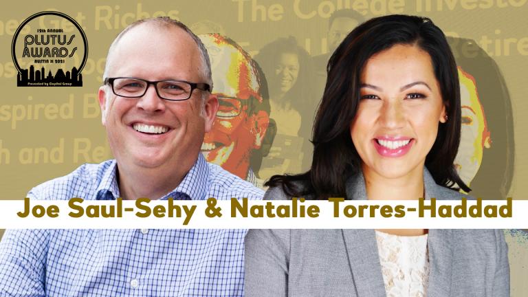 Joe Saul-Sehy and Natalie Torres-Haddad Header